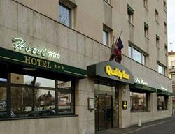 Hotel Quality Inn Nanterre