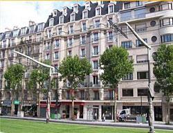 Hotel Quality Paris Orleans