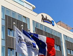 Hotel Radisson Blu Hotel Biarritz