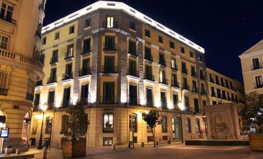 hotel tabla madrid: