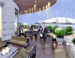 Hotel Radisson Edwardian New Providence Wharf
