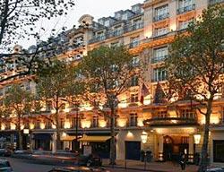 Hotel Radisson Sas Ambassador Paris Opera