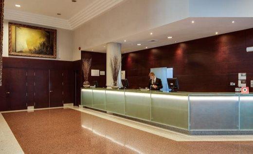 Hotel Rafael Atocha Madrid Madrid