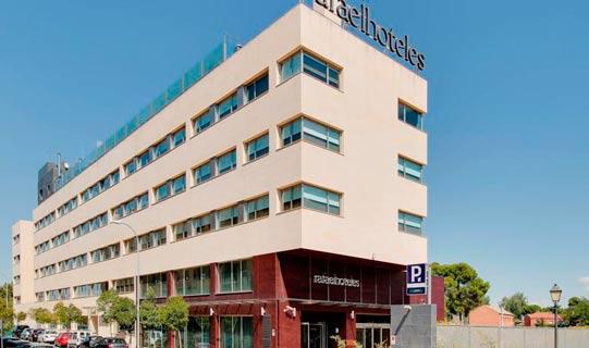 Hotel Rafael Forum Alcal Alcal De Henares Madrid