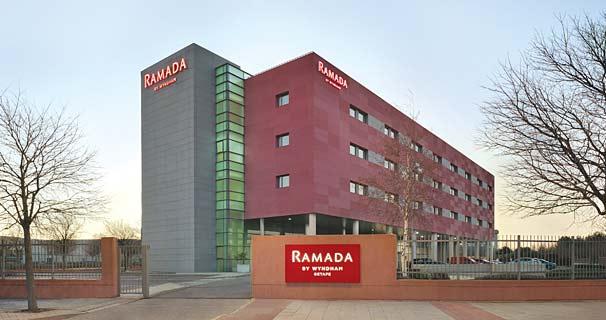 Hotel Ramada By Wyndham Madrid Getafe