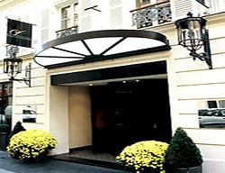 Hotel Renaissance Paris Verdome