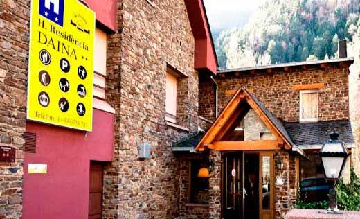 Hotel Residencia Daina