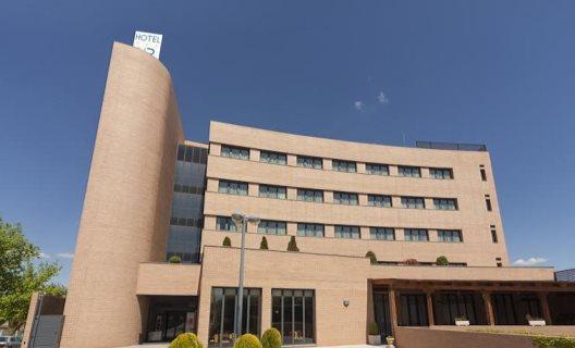 hotel victoria valdemoro: