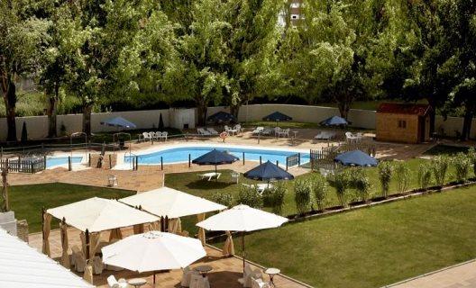 hotel rey sancho palencia: