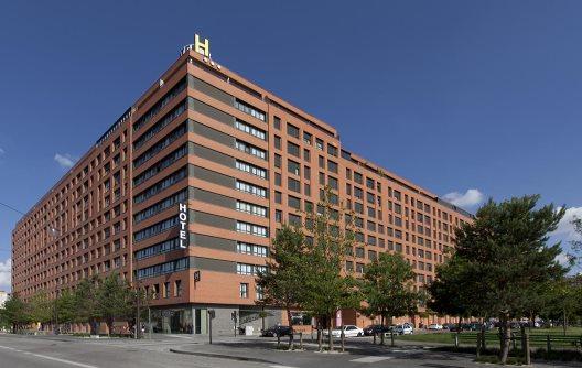 Hotel Rice Bulevar Burgos