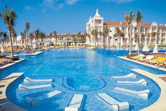 Hotel Riu Palace Riviera Maya Playa Del Carmen Riviera