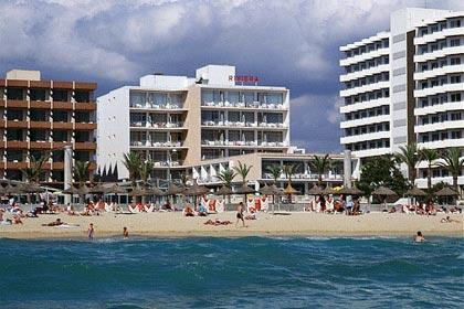 Hotel Riviera Playa Playa De Palma Mallorca
