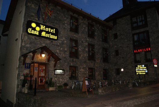 Hotel Rural Casa Morlans