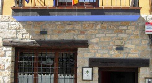 Hotel Rural El Horno De Aliaga