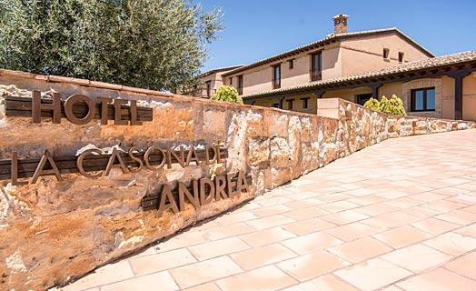 Hotel Rural Ibersol La Casona De Andrea
