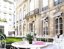 Hotel Saint James Albany Paris Spa
