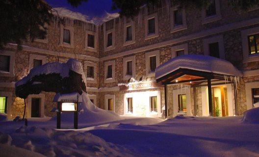 hotel santa cristina canfranc huesca: