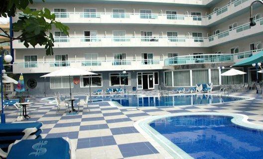 Hotel Santa Mónica Playa