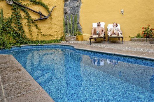 Hotel Senderos De Abona
