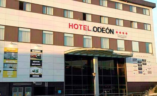Hotel Sercotel Odeón