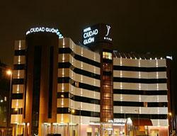 Hotel Silken Ciudad De Gijón