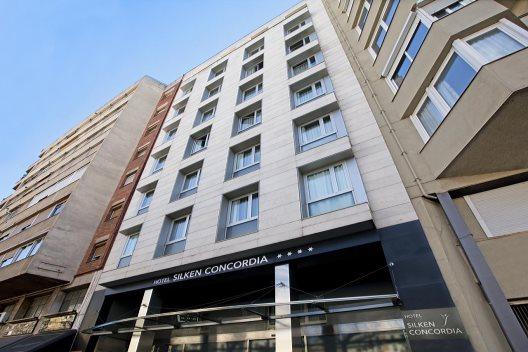 Hotel Silken Concordia Barcelona
