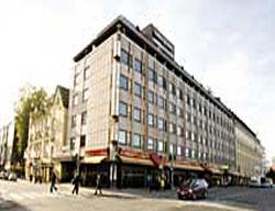 Hotel Sokos Hamburger Bors