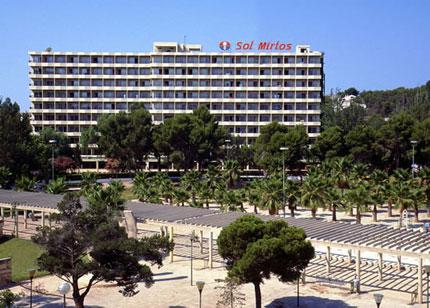 Hotel Sol Palmanova Mirlos Tordos