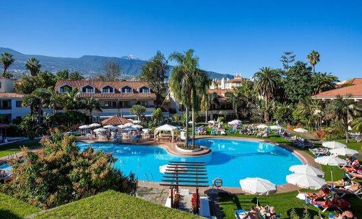 Parque San Antonio Hotel Puerto De La Cruz Tenerife