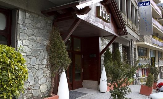 Hotel Solana Arinsal