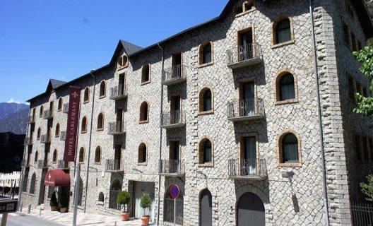 Hotel Spa Termes Serhs Carlemany