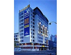 Hotel Suitehotel Paris Pte Montreui
