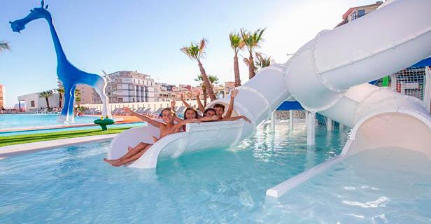 Hotel Suitopia Sol Y Mar Suites