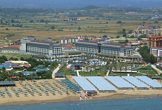 Sunis Hotel Kumkoy Beach Resort Spa