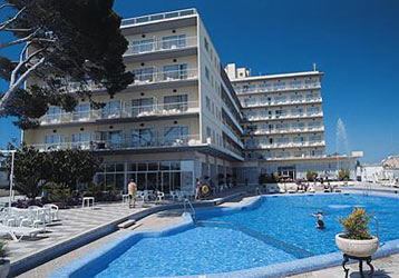 Hotel Sunprime Waterfront Palma Beach