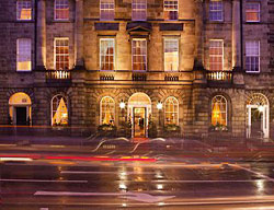 Hotel The Roxburghe