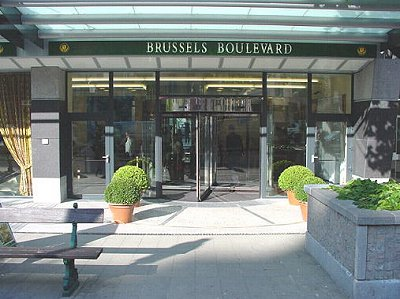hotel le dome en bruselas: