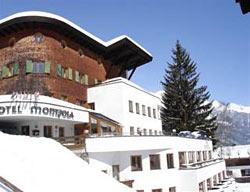 Hotel Tiroler Wanderhotel Montjola