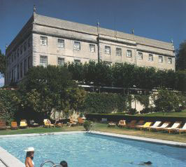 Hotel Tivoli Palacio De Seteais