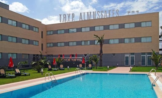 Hotel Tryp Almussafes