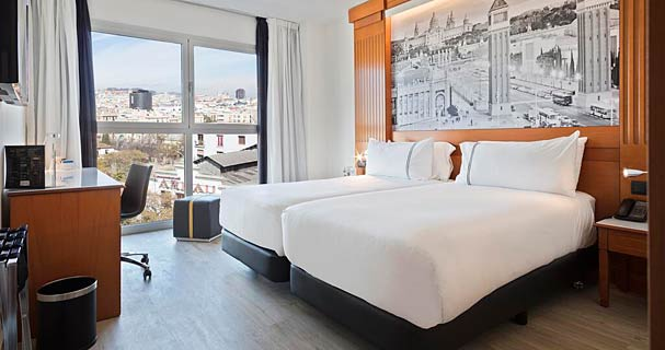 Hotel Tryp Apolo