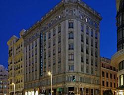 Hotel Tryp Madrid Centro