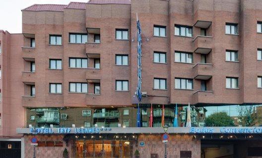 Hotel Tryp Madrid Leganes