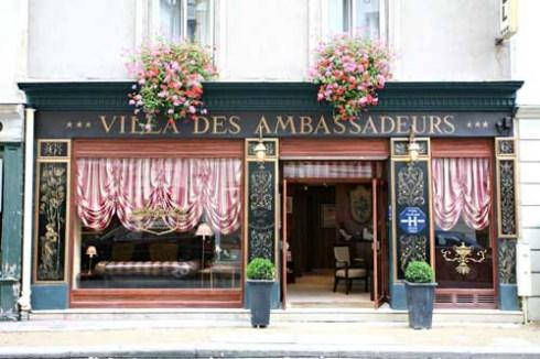 Hotel Villa Des Ambassadeurs