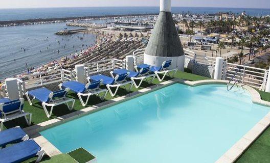 Hotel Villa Laredo