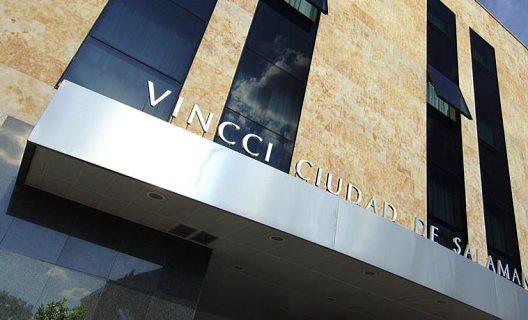 Hotel Vincci Ciudad De Salamanca