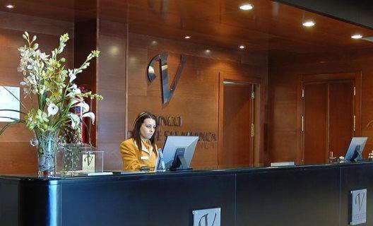 hotel vincci de salamanca: