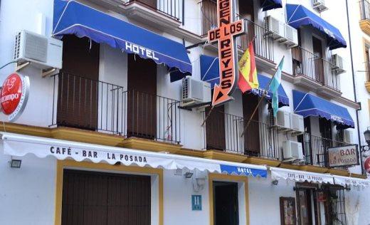 Hotel Virgen De Los Reyes - Ronda - Málaga
