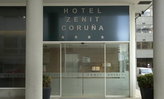 Hotel Zenit A Coruña