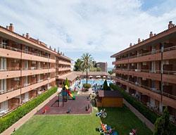 Ofertas Hotel Aparthotel Voramar + Entradas Scream Nights Park